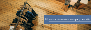 10 reasons to store