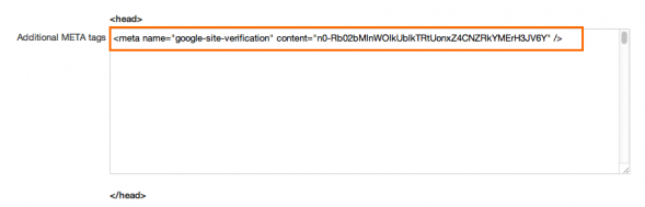 3 add verification code website