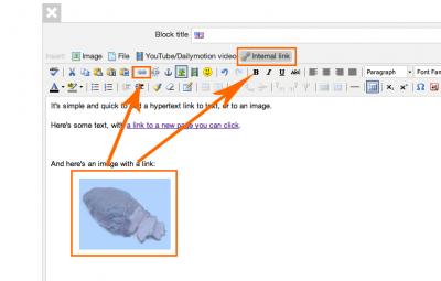 3 select link image