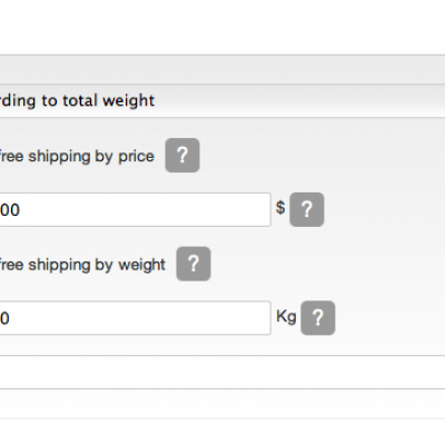 4 define online store shipping calculation
