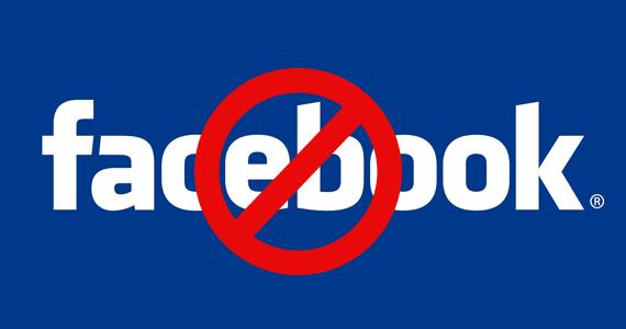 Facebook kena blocked