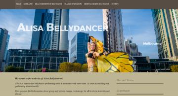 Alisa Melbourne Belly Dancer