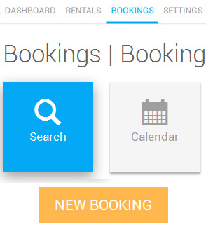 Bookings booking