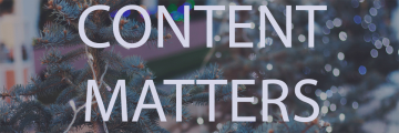 Contentmatter
