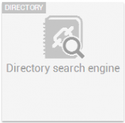 Directory search engine
