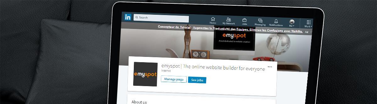 Emyspot linkedin