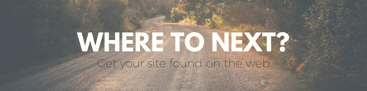 Get your site found on the web 3