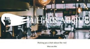 Hair timeslot example