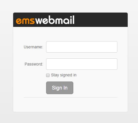Mail webmail 1