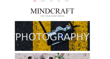 MINDCRAFT- photo, creative, life