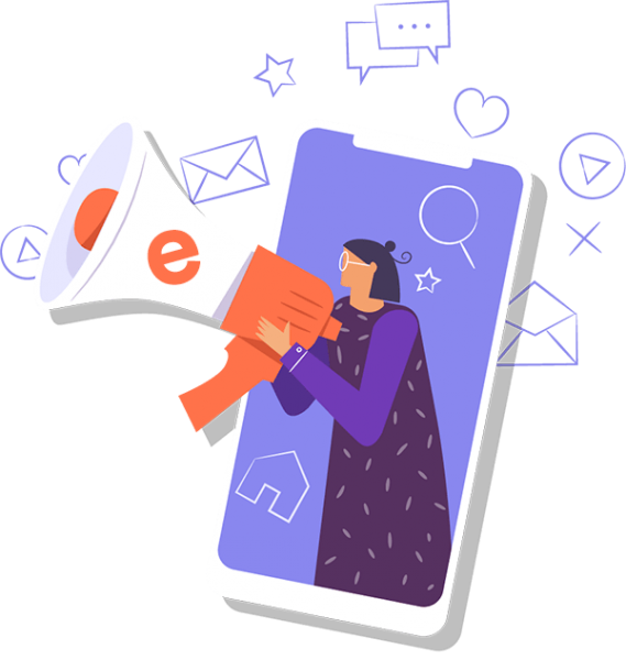 Create SMS campaigns