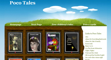 Pocotales | Free children's tales.