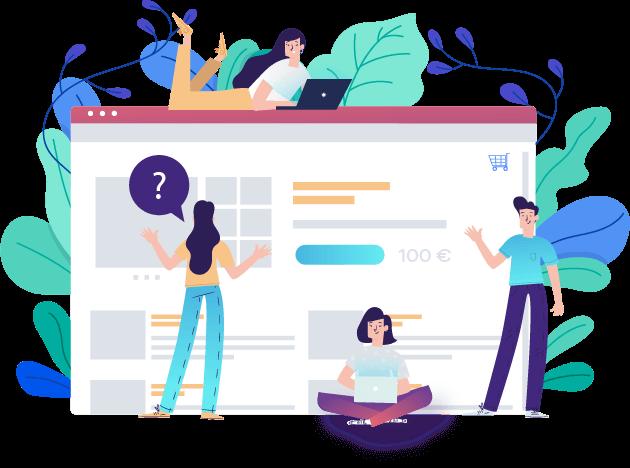 Create a website today