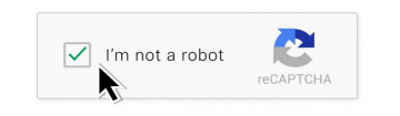Recaptcha antispam verification