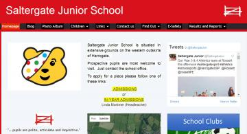 Saltergate Junior School, Harrogate