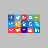 Social buttons