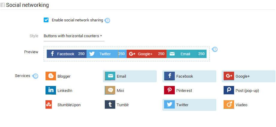 Sociql networking