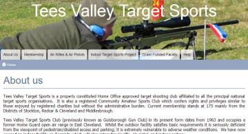 Tees Valley Target Sports