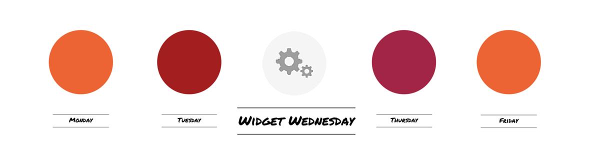 Widget weekly
